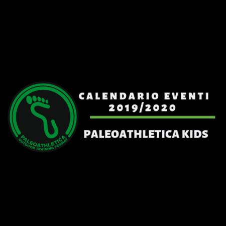 Calendario Eventi 2020.Calendario Eventi Paleoathletica Kids 2019 2020